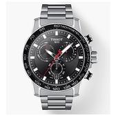 天梭TISSOT SUPERSPORT CHRONO 全新帥氣上市韻馳系列運動計時腕錶 T125.617.11.051.00 銀
