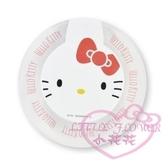 ♥小花花日本精品♥hello kitty凱蒂貓無線圓形行動電源行動充 輕薄好攜帶安全合格00423908