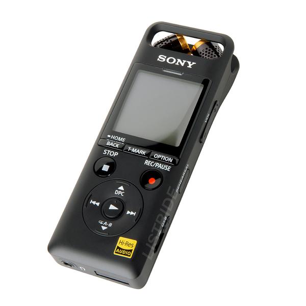 【限時下殺】SONY 錄音筆 PCM-A10 藍牙 限量 高階錄音筆 高解析 內建16GB【邏思保固一年】