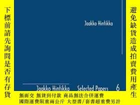 二手書博民逛書店Analyses罕見Of Aristotle (jaakko Hintikka Selected Papers)奇