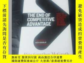 二手書博民逛書店The罕見End of Competitive Advantag
