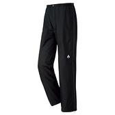[好也戶外]mont‧bell 男 Thunder Pass F-ZIP Pants全開拉鍊防水透氣褲 No.1128652-BK