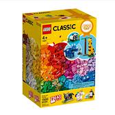 11011【LEGO 樂高積木】經典系列 Classic-積木動物組 (1500pcs)
