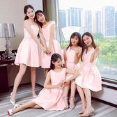 【優選】伴娘服伴娘禮服短款姐妹裙畢業禮服裙女