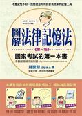 (二手書)圖解法律記憶法:國家考試的第一本書