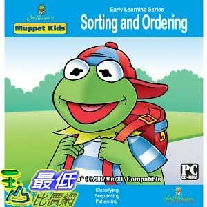 [美國直購 ShopUSA] Muppet Kids: Sorting and Ordering Software  $751