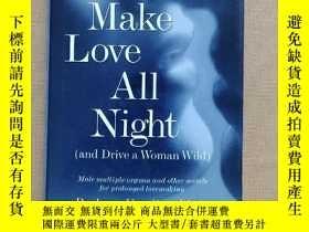 二手書博民逛書店How罕見to Make Love All Night(英文原版 精裝)Y11026 Barbara Kees