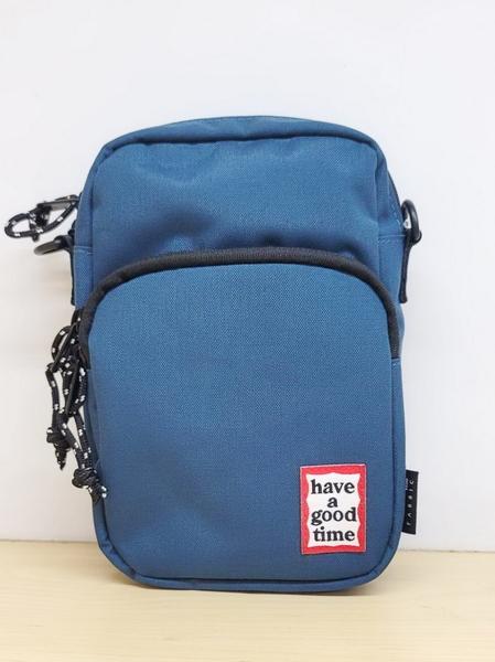 KR正韓- have a good time 直立側背包-多色 H1538