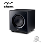 加拿大 Paradigm DEFIANCE V10 重低音喇叭 【公司貨保固】另有 V8 V12 系列 (NT-S)