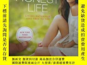 二手書博民逛書店The罕見Honest Life: Living Natural