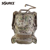 SOURCE Patrol 軍用水袋背包 4010791535 迷彩 / 城市綠洲(以色列原裝進口、水袋、背包、旅行)
