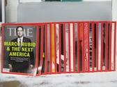 【書寶二手書T9/雜誌期刊_PEK】TIME_2013/2~9月間_共18本合售_Marco Rubio&…