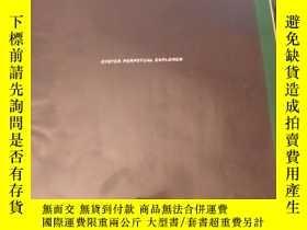 二手書博民逛書店OYSTER罕見PERPETUAL EXPLORER(詳見圖)Y