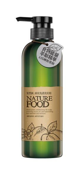 Nature Food 果然匯頭皮洗護洗髮精480ml