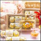 天天好事好運金莎巧克力6入+金元寶香皂2入禮盒(大吉大利款)