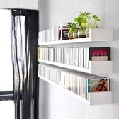 U型隔板免打孔墻上置物架客廳裝飾轉角臥室壁掛書架墻壁擱板木板 韓小姐的衣櫥