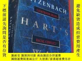 二手書博民逛書店JOHN罕見KATZENBACH HARTS WARY21794