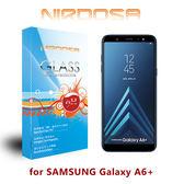 【愛瘋潮】NIRDOSA SAMSUNG Galaxy A6+ (2018) 9H 0.26mm 鋼化玻璃 螢幕保護貼