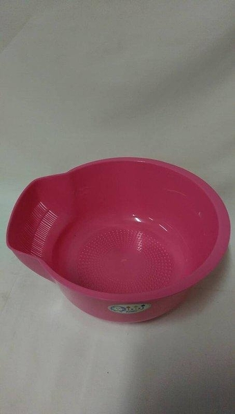 佳斯捷 洗米器 豆豆魚洗米盆794687 洗滌盆 洗菜盆 洗米籃 清洗白米、蔬菜、水【八八八】e網購