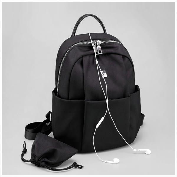 後背包-多功能挺版牛津布後背包-單1款-A12121366-天藍小舖