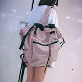 雙肩包女韓版原宿高中學生大容量背包校園新款書包女     糖糖日系森女屋
