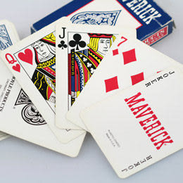 【USPCC撲克館】美國進口 MAVERICK 撲克牌
