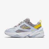Nike W M2k Tekno [AO3108-403] 女鞋 運動 休閒 老爹鞋 復古 輕盈 緩震 防滑 耐磨 藍灰