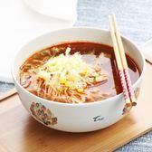 泡麵碗 環保竹纖維湯碗家用飯碗隔熱防燙大碗水果蔬菜沙拉碗 QG1782『優童屋』