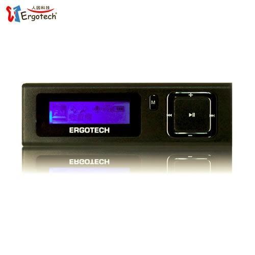 人因  UL450CK 8G Hi-Fi級高解析音樂播放器 黑色