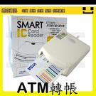 EZ100pu 超迷你網路ATM晶片讀卡...