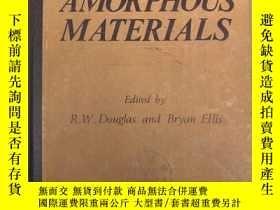 二手書博民逛書店amorphous罕見materials (H476)Y1734