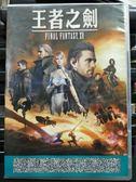 影音專賣店-P02-199-正版DVD-動畫【王者之劍】-亞倫保羅 西恩賓配音