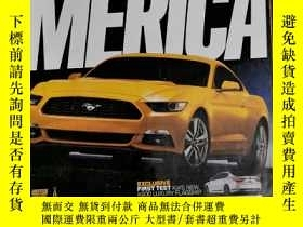 二手書博民逛書店MOTOR罕見TREND 汽車雜誌 2014年2月 英文版Y42402