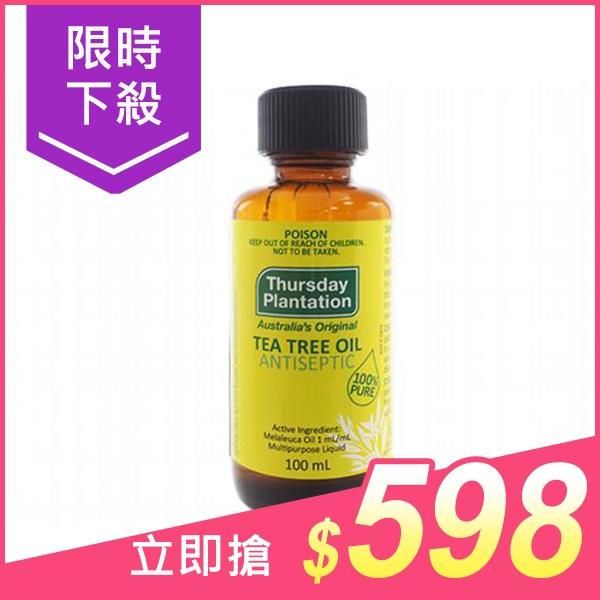 Thursday Plantation 澳洲星期四農莊 茶樹精油(100ml)【小三美日】 $659