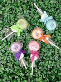 馬卡龍棒棒糖香皂 香皂 台灣製造 婚禮小物 結婚宴客 二次進場 彌月小禮【皇家結婚百貨】