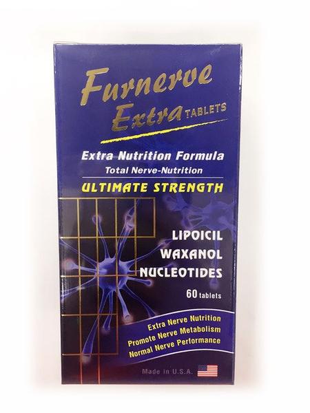 護神迅 Furnerve Extra 60粒 [仁仁保健藥妝]