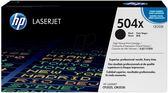 CE250X HP原廠高容量黑色碳粉匣 適用 CP3520/CP3525/CM3530MFP