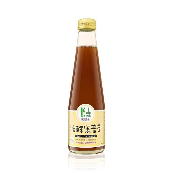 KULUDRINK 咕嚕茶 活酵康普茶 六入禮盒組 (250ml/瓶)【美人密碼】