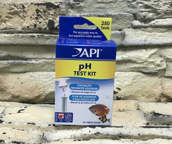 【西高地水族坊】美國魚博士API 淡水PH測試劑