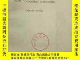 二手書博民逛書店《CIRCUIT罕見THEORY》(採用計算及分析方法的電路理論