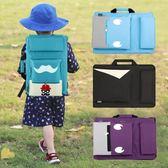 畫包多功能防水8k素描畫板袋 雙肩A3繪畫背包 美術寫生兒童小畫袋 都市韓衣