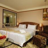 礁溪麒麟太子飯店雙人客房1大床或2小床含早餐住宿券(1套3張1間房 週六.連續假期及前夕+1000)