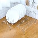 瀝水架 放碗碟架瀝水架家用廚房筷子盤子杯子餐具整理收納架晾碗架置物架 【夏日新品】