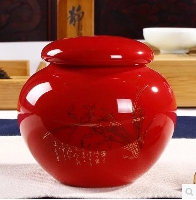 茶葉罐陶瓷密封茶具零配件