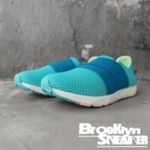 PONY 水藍 網布 繃帶 休閒鞋 基本款 懶人鞋 女 (布魯克林) 63W1FR61CB