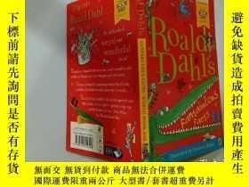 二手書博民逛書店Roald罕見Dahl sFantabulous Facts:羅爾德·達爾的大量事實Y200392