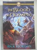 【書寶二手書T1/原文小說_G7N】The Heroes of Olympus, Book Five: The Blood of Olympus