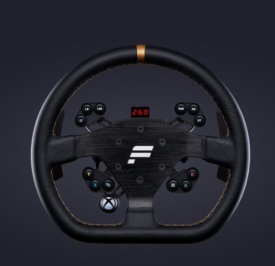 [2美國直購] fanatec 方向盤 ClubSport Steering Wheel R300 V2 for Xbox
