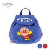 兒童後背包-日本麵包超人 尼龍後背包-藍色-玄衣美舖