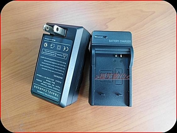 【福笙】NIKON EN-EL5 ENEL5 電池充電器 P520 P510 P500 P100 P90 P6000 P80 S510 P5100 P5000 S10